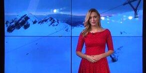Aktuelle Wetterprognose für Montag (19.3.)