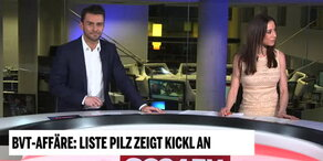 Liste Pilz klagt Kickl: Kolba m Talk