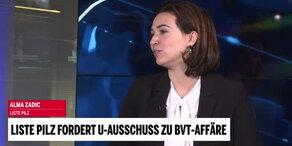 Alma Zadic zur BVT-Affäre