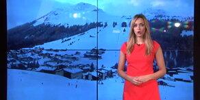 Aktuelle Wetterprognose für Donnerstag (22.3.)