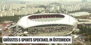 Größtes E-Sport Spektakel in Österreich