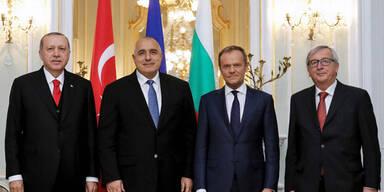 EU hält an Beitrittsgesprächen fest