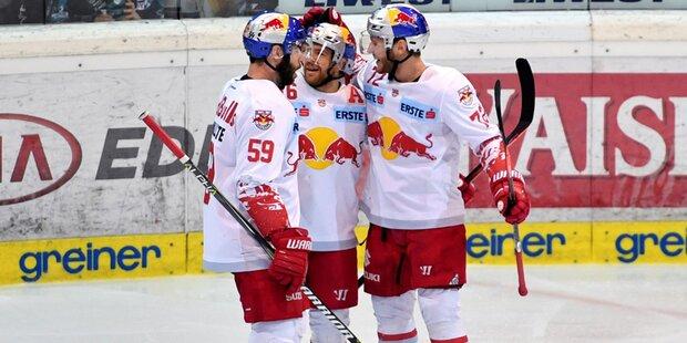 EBEL: Salzburg krönt sich zum Meister