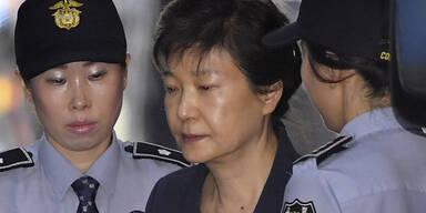 Südkoreas Ex-Präsidentin: 24 Jahre Haft