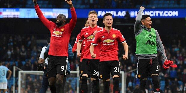 United verschiebt Meisterfeier von City