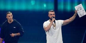 Skandal bei Echo-Verleihung um Rapper