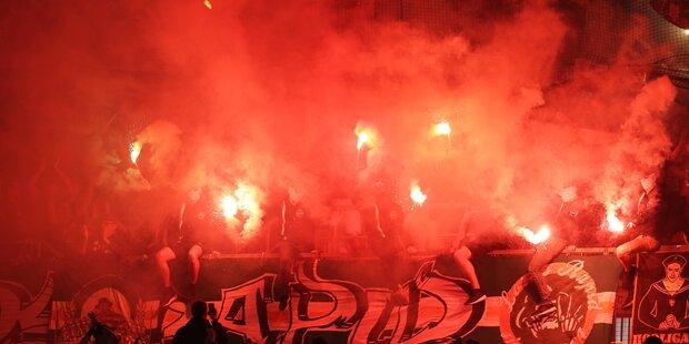 Nach Derby: Strafen für Austria & Rapid