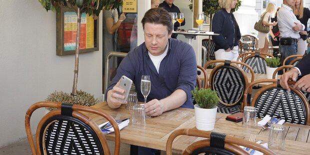 Jamie Oliver: Restaurantbesuch in Wien