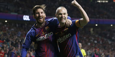 FC Barcelona ist Cup-Sieger!