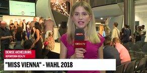 Miss Vienna - Wahl 2018