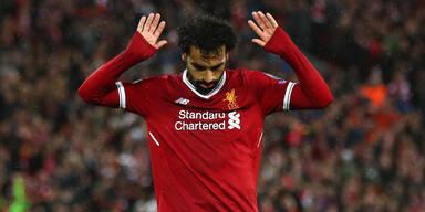 Salah Klopp Liverpool
