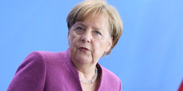 Merkel bei Trump: Nervenkrieg um Zölle