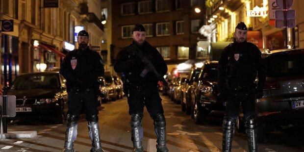Anti-Terrorermittlungen laufen