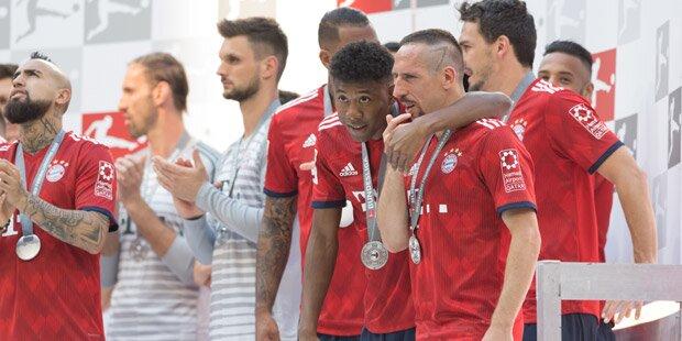 Dieser Star bekennt sich zu Bayern