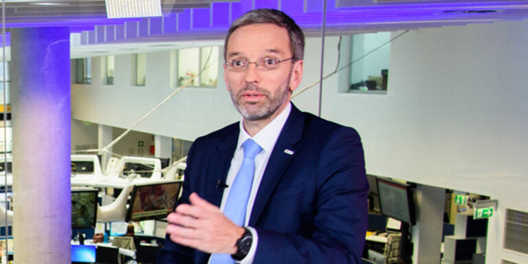 """Kickl attackiert in BVT-Causa Justiz: Urteil """"weltfremd"""""""