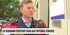 Messer-Mord in Wien: Ex-Mann gibt Tat zu
