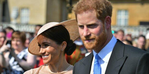 Harry & Meghan: Start ins neue Leben