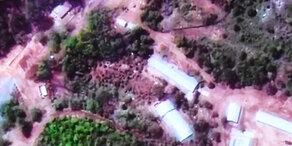 Nordkorea zerstört Atomtest-Anlage
