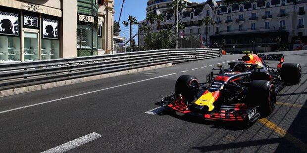 Ricciardo holt sich Pole in Monaco