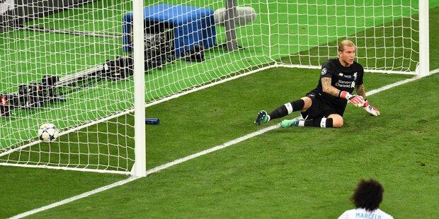 Liverpool-Goalie schenkt Real Titel