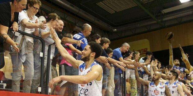 Nach Krimi: Kapfenberg ist Basketball-Meister