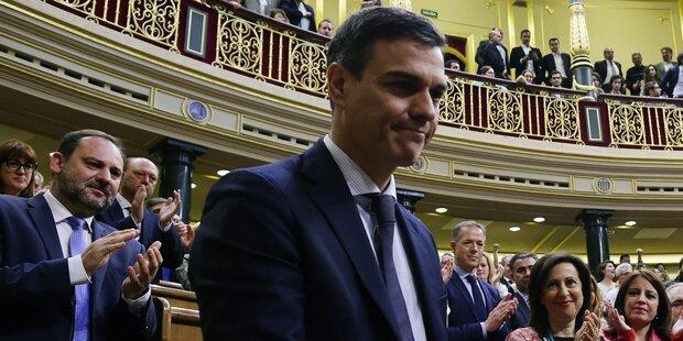 Sánchez verliert Etat-Abstimmung - Neuwahl wahrscheinlich