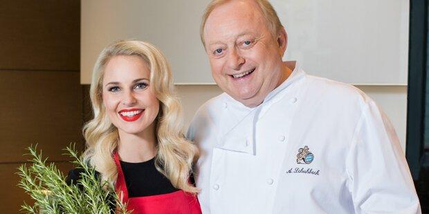 Neue Kochshow für Alfons Schuhbeck auf oe24.TV