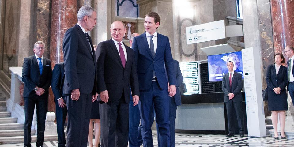 Putin Kurz VdB