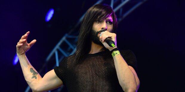 Veränderung: Conchita ist jetzt ein Mann