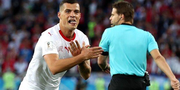 FIFA leitete Verfahren gegen Xhaka & Shaqiri ein