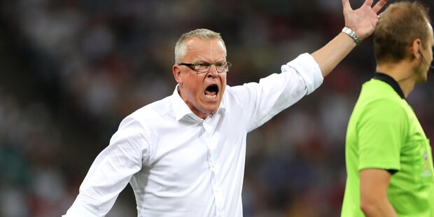 Schweden-Coach wettert gegen DFB-Elf