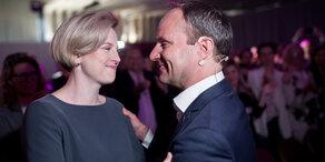 Meinl-Reisinger als Parteivorsitzende gewählt