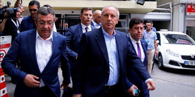 Türkei-Wahl: Opposition spricht von Manipulation