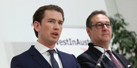 Aus für Migrationspakt: FPÖ jubelt, Opposition tobt