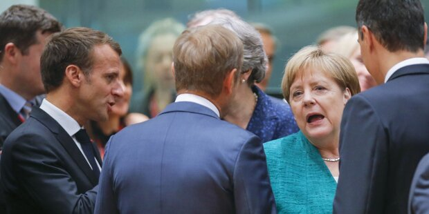 EU verschärft Flüchtlingspolitik
