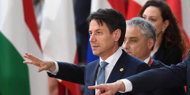 EU-Gipfel: Italien blockiert Beschlüsse wegen Asylstreit