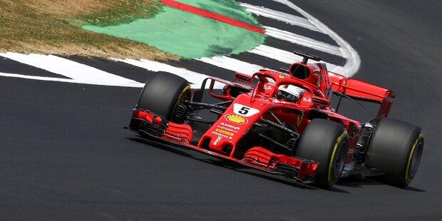 Herzschlagfinale! Vettel gewinnt vor Hamilton