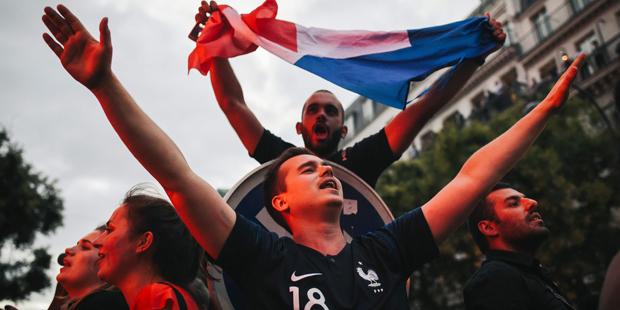 Paris Mega-Party