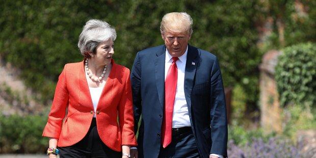 Trump rudert nach Skandal-Interview zurück
