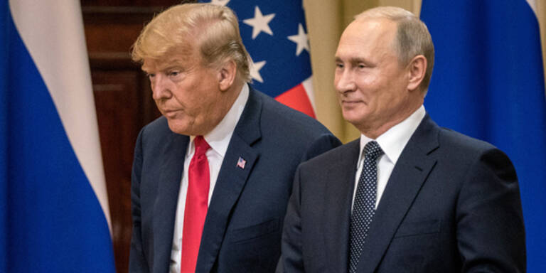 Trump verschiebt Treffen mit Putin auf 2019