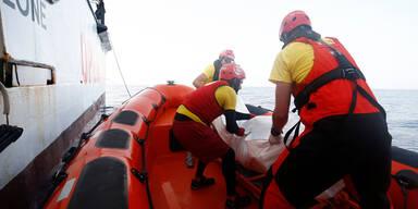 Schiffsdrama Libyen Proactica Open Arm Mittelmeer