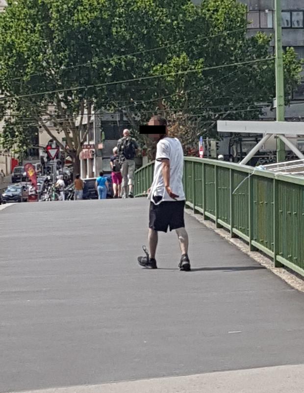Attacke Juden Kippa Wien Täter