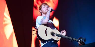 Ed Sheeran in Wien