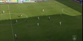 Rapid Wien gegen Wolfsberger AC - 0:0