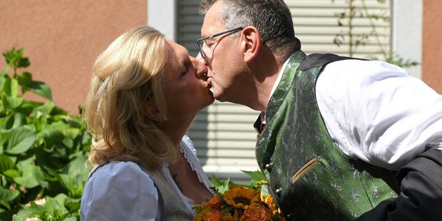 Kneissl Meilinger Hochzeit