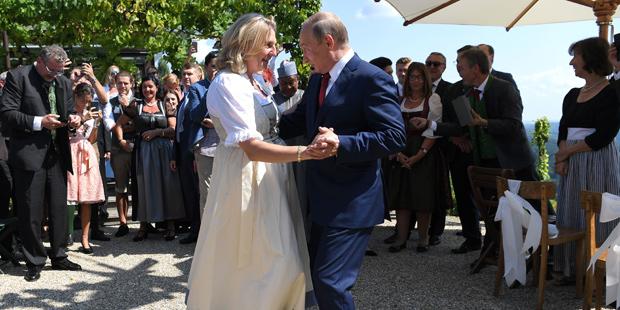 Putin Kneissl