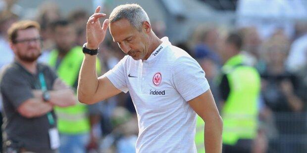 1:2 - Hütter-Elf kassiert Pleite gegen RB Leipzig
