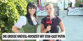 Kneissl-Hochzeit: So war die Feier