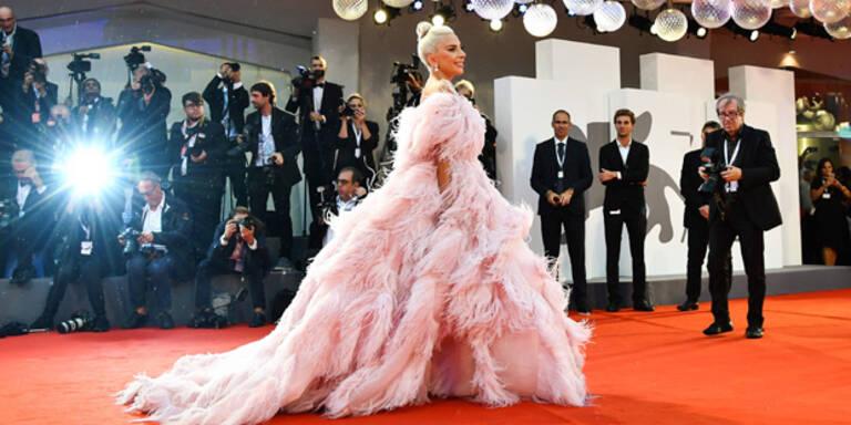 Lady Gaga mit Wow-Auftritt in Venedig
