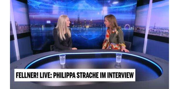 Philippa Strache im oe24.TV-Talk: So wird unsere Hochzeit